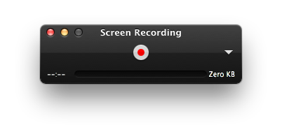 How to record a screencast video for free on mac os x bosker blog the ccuart